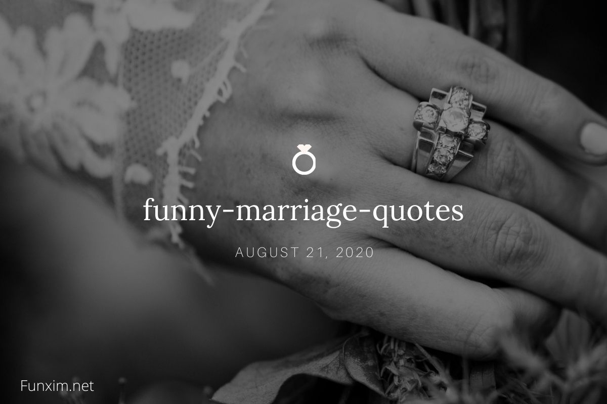 funny-marriage-quotes
