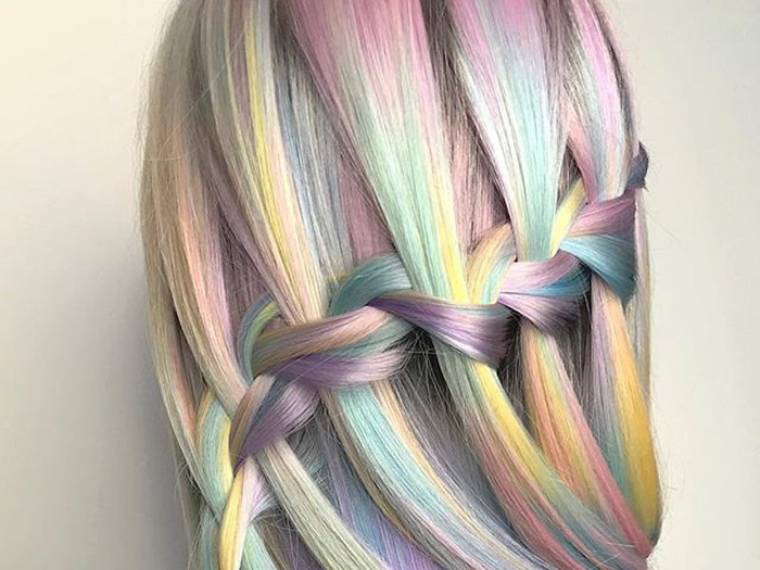 Taking Care of Rainbow Hair-Best Tips